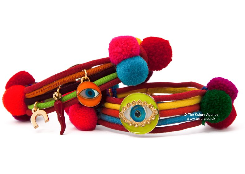 Bracelet shot for Dana Levy Costume Jewellery