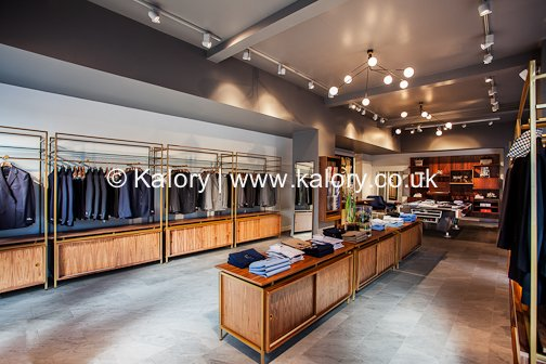 Retail interiors retail for Retail interior design agency london