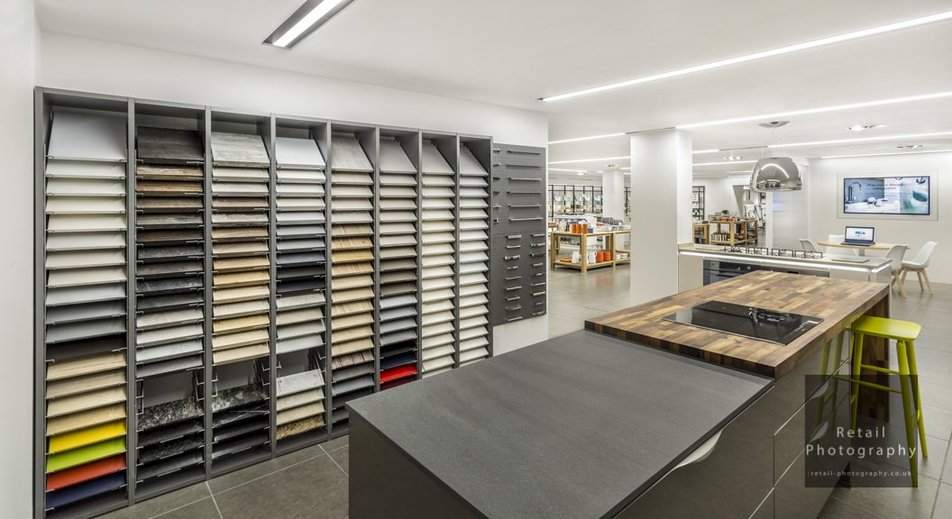 Interiors photographers shoot retail specialists quality on location