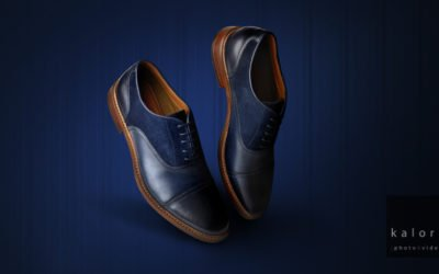 Product Photography: shooting shoes