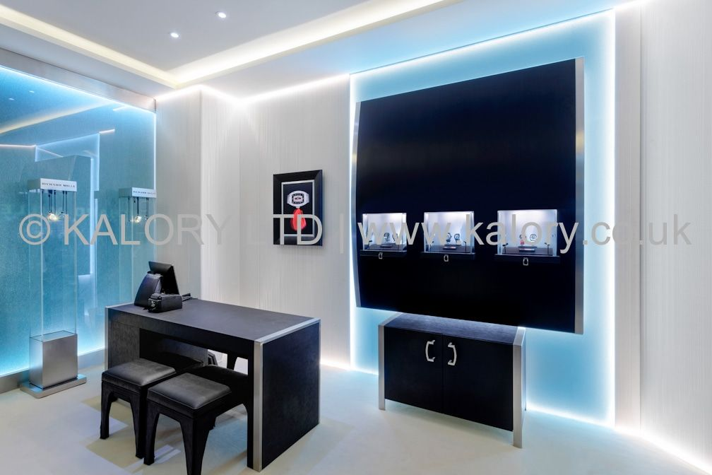 commercial photography interior store london