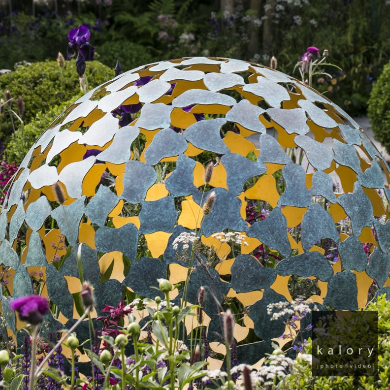 Chelsea flower show Corporate Photography Shoot