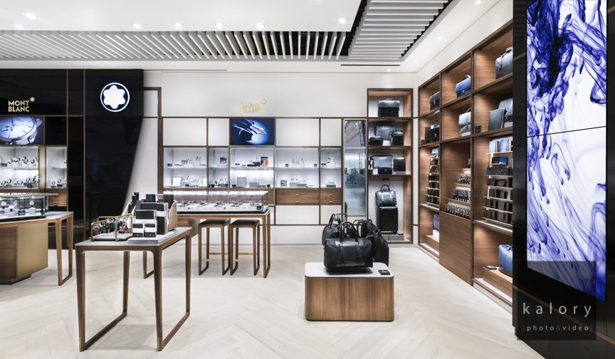fashion accessories brand retail store