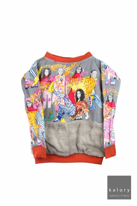 sweater packshots